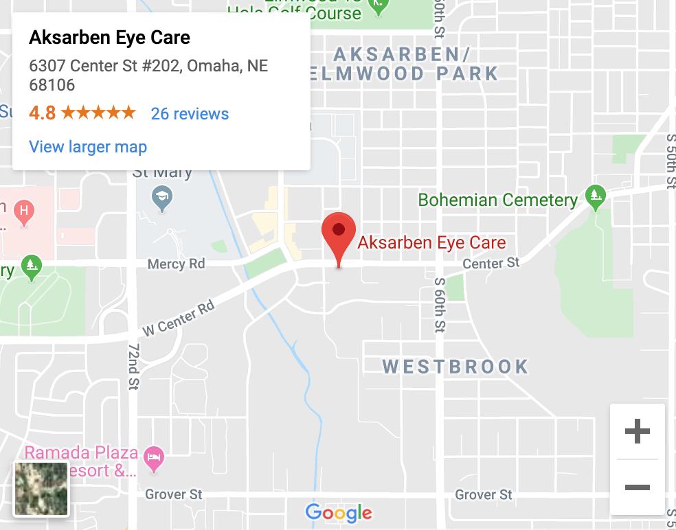 Optometrist Omaha NE